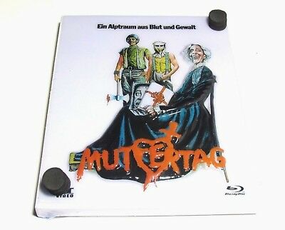 MOTHERS DAY BLU-RAY EMBOSSED SLIP COVER IMPORT Germany BRAND NEW