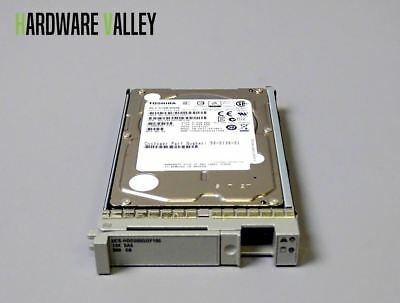 CISCO UCS-HDD300GI2F105 300GB 6GbSAS 15K RPM SFF HDD/hot plug/drive sled mounted