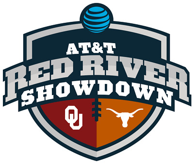 Up to 12 LOWER LEVEL Red River Showdown Tickets Texas Longhorns Oklahoma Sooners