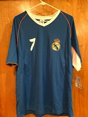 Real Madrid Soccer Jersey Xl