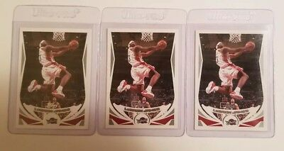 3 2004-05 Topps Lebron James 2nd Year Lot  Clean