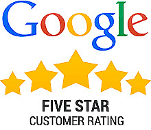 TEN 5 Star Google Review