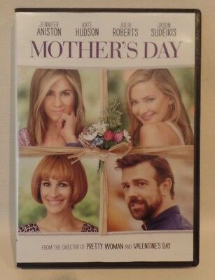 MOTHERS DAY DVD ANISTON ROBERTS HUDSON o