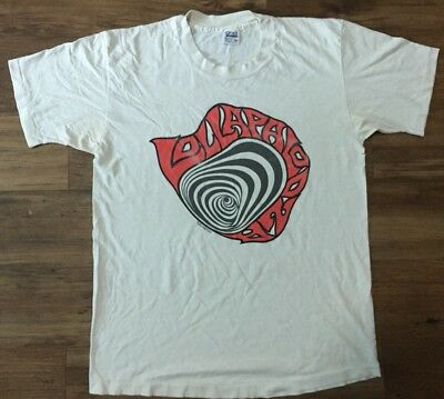 Lollapalooza 92 Soundgarden Red Hot Chili Peppers MiNistry Ice Cube Pearl Jam