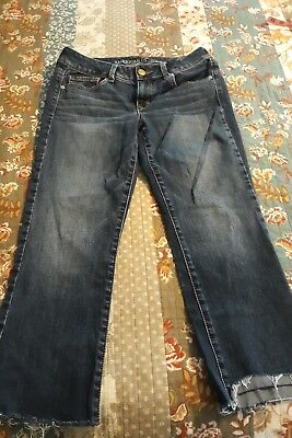 American eagle outfitters size 10 womens capris