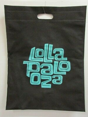 2016 Chicago Lollapalooza Small Thin Tote Bag for Collector