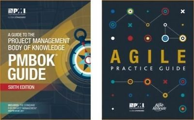 PMBOK 6th Edition-Agile Guide-Q-A-Formulae-Personalized notes etc-