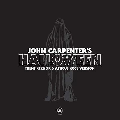 Trent ReznorAtticus Ross John Carpenter Halloween Remix 12 Vinyl LP Record NEW