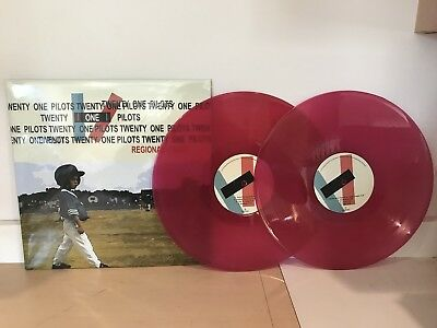 TWENTY ONE PILOTS -REGIONAL AT BEST  - BRAND NEW 2LP COLORED VINYL SET UNPLAYED