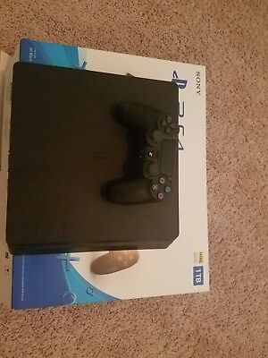 Sony PlayStation 4 Slim 1TB Black Gaming Console