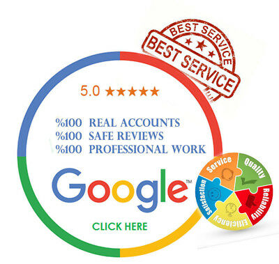 5 Star Google Review For Business Authentic 5 STAR Google Rev