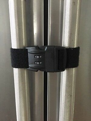 Refrigerator  Safety  Lock Latch with 2 digits  Combination a Deterrent to open