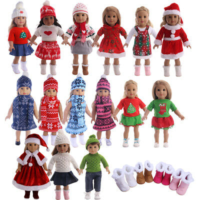 Outfit Dress Clothes for 18 American Girl Our Generation My Life Doll US STOCK