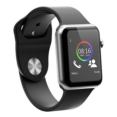 Waterproof Bluetooth Smart Watch Phone Mate For IOS Android Phone Gift Women US