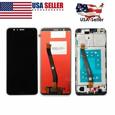 USA For Huawei Mate SE BND-L34 Full LCD Display - Touch Screen Digitizer - Frame