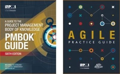 PMBOK 6th Edition-Agile Practice Guide-Q-A-Formulae-Personalized notes etc-