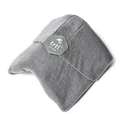 Trtl Travel Pillow - Soft Neck Support Pillow - Grey - Brand New - Free Shipping