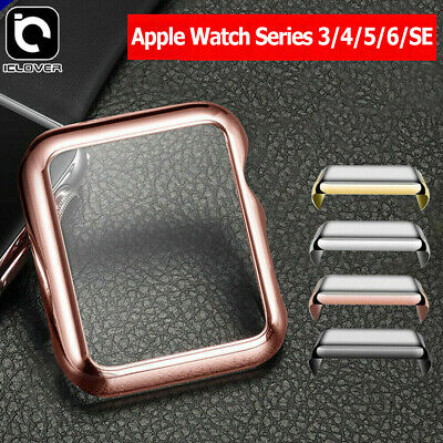 iWatch 4044mm Screen Protector Case Snap On Cover for Apple Watch Series 543