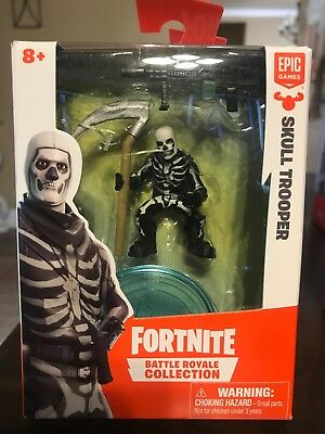Fortnite Battle Royale Collection Mini Skull Trooper Figure IN HAND moose toys