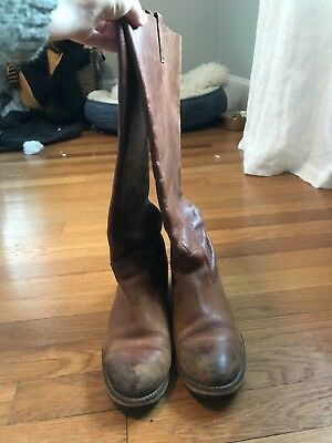 aldo leather boots Womens 39