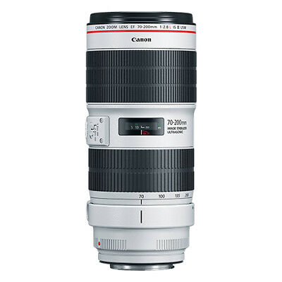 Canon EF 70-200mm f2-8L IS III USM Lens