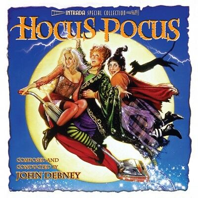 Hocus Pocus Digital Soundtrack - Bonus Songs Never Before Available