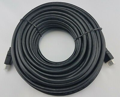 PREMIUM HDMI CABLE 50Ft 1-4 1080P BLURAY 3D TV DVD PS4 XBOX LCD LED ETHERNET 4K
