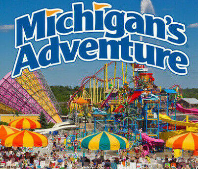 MICHIGANS ADVENTURE TICKETS 33    A PROMO DISCOUNT TOOL