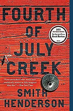 Fourth of July Creek by Henderson Smith