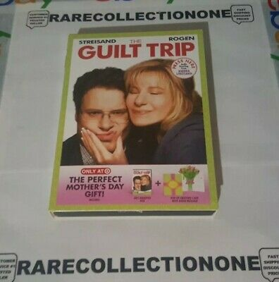 Guilt Trip DVD Target Mothers Day Exclusive