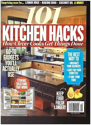 kitchen hacks how clever cooks get things done