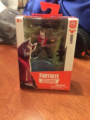 Fortnite Battle Royale Collection - Drift Figure IN HAND