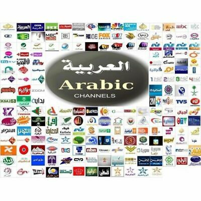 ARABIC IPTV BOX SUPER 4K Android  with over 3500 channel 2 years Arabic TV BOX