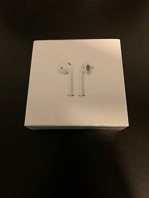 Sealed Apple AirPods Wireless Earbuds - White