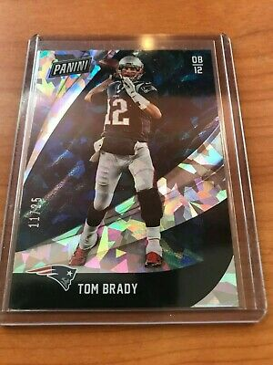 Tom Brady 2018 Panini Black Friday SP d25 1 Patriots Mint
