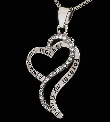 Aunt Mothers Day Gift Necklace Aunt Niece Nephew Personalized Engraved Jewelry