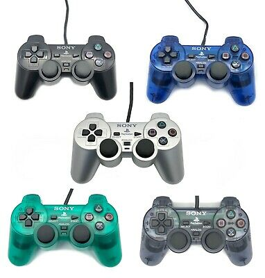 Playstation 2 PS2 Official OEM Sony Dualshock 2 Controller AUTHENTIC