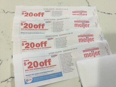4 Meijer Pharmacy coupons on new or transfer worth 80