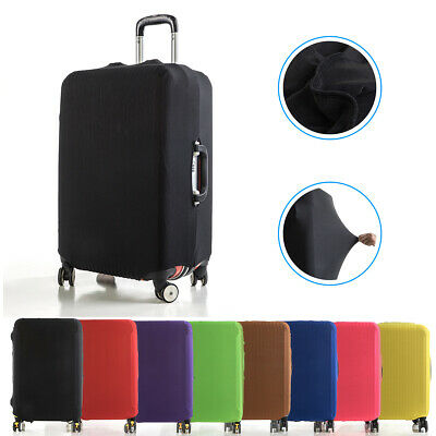 Elastic Polyester Anti Luggage Suitcase Protector Cover Suitcase Can Scratch