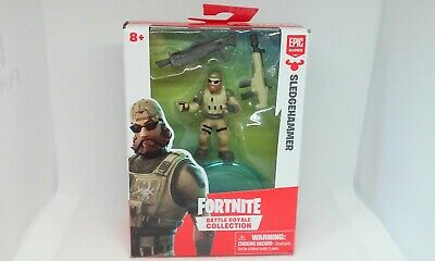 FORTNITE BATTLE ROYALE COLLECTION SLEDGEHAMMER 2 Figure Epic Games Moose 2019