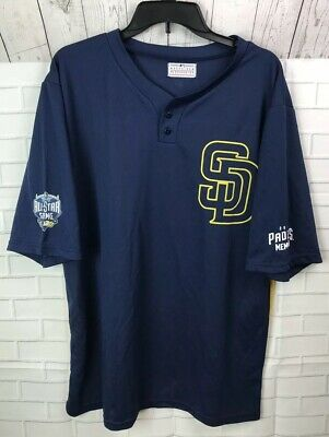 2016 All-Star Game Jersey XL collectible San Diego MLB baseball