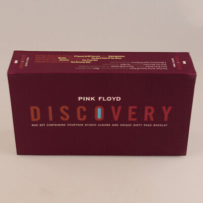 NEW-Sealed Pink Floyd Discovery 16 CD Box Set USA seller