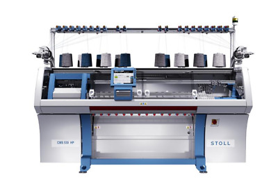 knitting machine Stoll CMS 530 HP