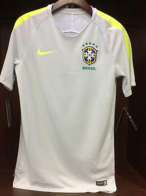 BRAZIL TRAINING TOP FIFA WORLD CUP 2018 Nike Mens - 893278