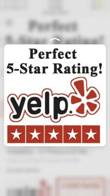 MOST POWERFUL 💥YELP REVIEW💥 5STARS Google And Fcbk Too Same Day Guaranteed