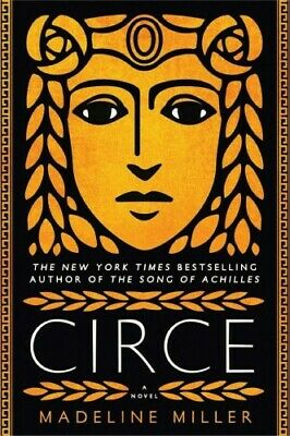 Circe by Madeline Miller 2018 P-D-F