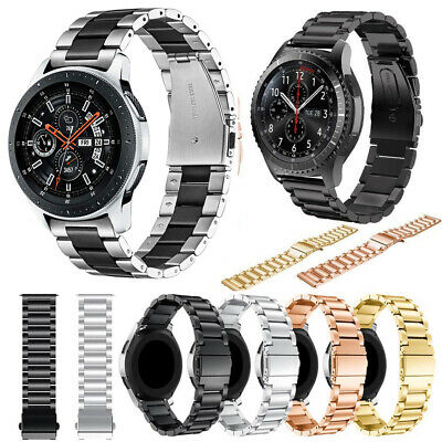 Stainless Steel  Strap Metal Watch Band For Samsung Galaxy Watch 4246mm Gear S3