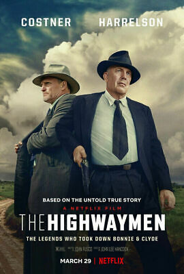 THE HIGHWAYMEN DVD  BRAND NEW SEALED SHIPS FROM USA 2019