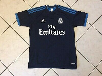 Authentic Adidas Real Madrid 7 Ronald Jersey Adult Small Size