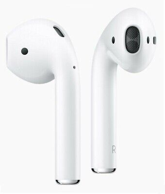 Apple AirPods Gen 2 Genuine Replacement LeftRight EAR ONLY Bluetooth USED